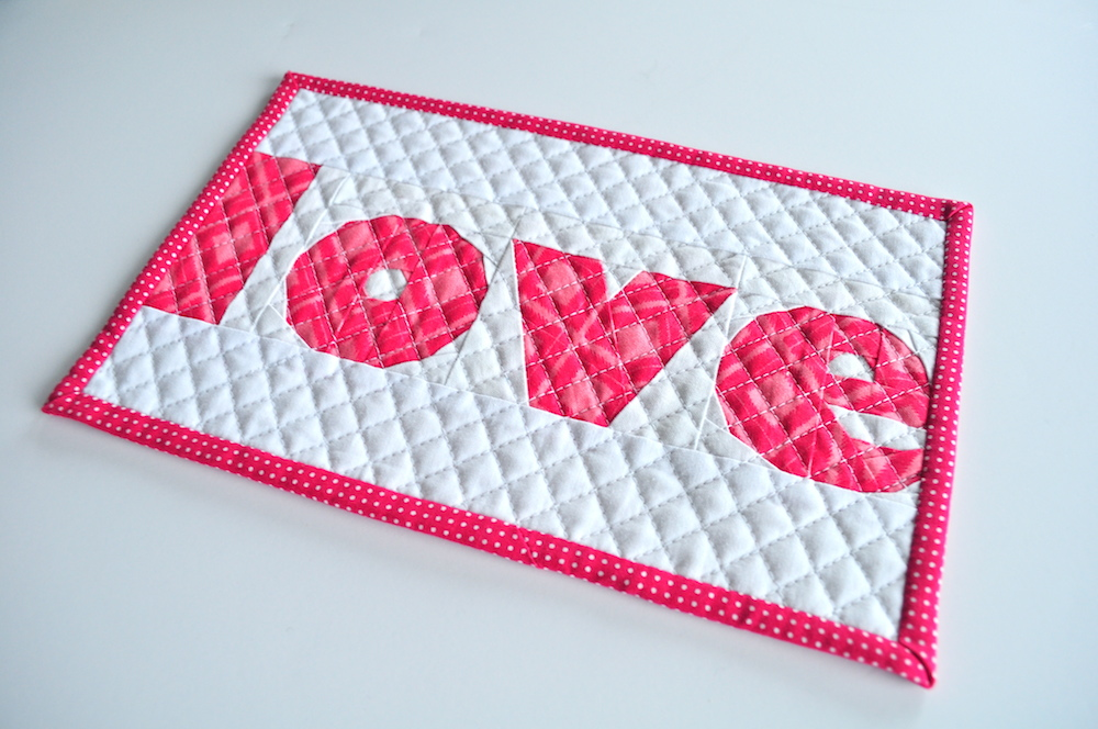 Love Free Beginner Paper Piecing Pattern Pdf